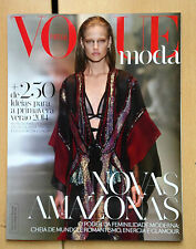 Vogue MODA Portugal MAGAZINE  Supplement March 2014 NEW