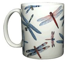 Dragonfly 11 Oz. Ceramic Coffee Mug or Tea Cup