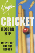 Virgin Cricket Record File by Bruce Smith (Paperback, 2000)