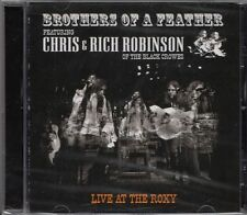 CHRIS & RICH ROBINSON Brothers of a Feather CD Live at The Roxy   BLACK CROWES