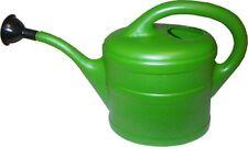 Geli Plastik Kunststoff Gie�Ÿkanne 3 Liter Grün Blumen Kanne Garten **NEU**