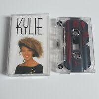 KYLIE MINOGUE KYLIE CASSETTE TAPE PWL UK 1988