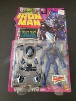 ToyBiz 1995 Marvel Iron Man Action Figures Iron Man Stealth Armor MOC