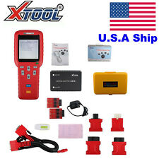 USA Ship XTOOL X100 PRO Auto Progarmmer X100+ Updated Version ODB2 Car Scan Tool