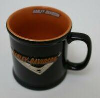 Harley-Davidson Coffee Mug - Embossed 3D Bar and Shield -Licensed 16 oz Ceramic