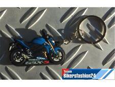Suzuki Schlüsselanhänger GSX-S 1000 blau/schwarz