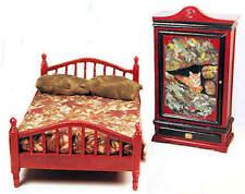 Bedroom set, bobcat theme  - 1/12 scale