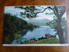 R065 KILLARNEY at INNISFALLEN Postcard by W. Lawerence DUBLIN 3225