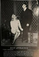 "CYBILL SHEPHERD RARE ORIG. 1968 H.S. YEARBOOK AS SENIOR ""CYBILL LYNNE SHEPHERD""!"