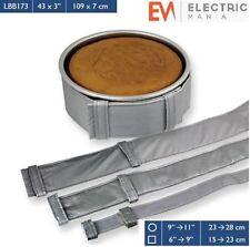Stoviglie e accessori grigio PME antiaderente per la cucina