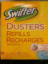 Swiffer Dusters Refills Recharges 1 Handle + 28 RefIlled Dusters Nib