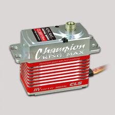 12.51kg.cm CLS6911HHV KINGMAX Digital Full Aluminium Alloy Cases Coreless Servo