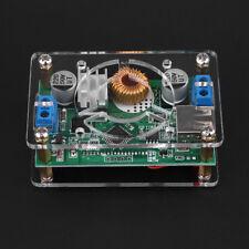 10A DC-DC CC CV Adjustable Step-down Power Supply Module LCD Volt Amp Display DH