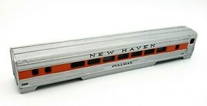 HO Scale New Haven Streamline Passenger Pullman Car  #238 SHELL ONLY