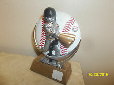 "boys T-ball award, trophy, Colorful New Design, about 5"" High, with engraving"