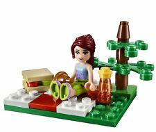 Lego Friends 30108 Mia Picnic Set, 33 Pieces - NEW