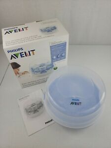 "PHILIPS AVENT Microwave Steam Sterilizer   BPA Free   33.5""x16.75""x47.25""   NEW"