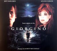 CD ALBUM DIGIPACK MYLENE FARMER BANDE ORIGINALE DU FILM GIORGINO COLLECTOR 1994