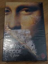 The Da Vinci Code 2006 Board Game SEALED