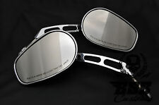 Spiegel Rückspiegel Harley Davidson chrom Softail Touring Dyna Sportster