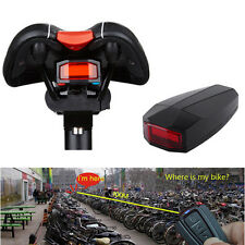 3 in 1 Bicycle Wireless Rear Light Cycling Taillight with Remote Control Alarm