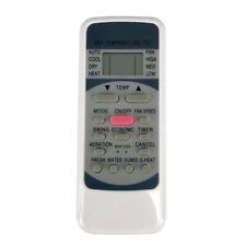 NEW Remote Control For INVEST R51l4/BGE 51l4/BGCE MSV-12 A/C Air Conditioner