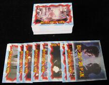 1993 Skybox Demolition Man Trading card Set (100) Nm/Mt
