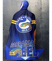 NRL Masked Mape Cape - Parramatta Eels - Game Day - BNWT