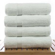 "Turkish Bath Towels Luxury Hotel Spa 100% Cotton Set of 4 27""x54"