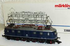 Märklin 3368 E-Lok BR 118 024-9 DB DELTA DIGITAL Guss OVP H0