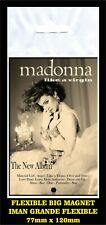 Madonna Like a Virgin flyer advertising imán Premium BIG magnet