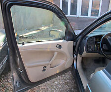 2003 Saab 9-5 Left Front Driver Side Window Glass - Fits 1999 -2009