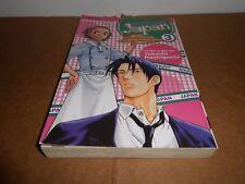 Yakitate!! Japan Volume 3 Manga Graphic Novel Book in English
