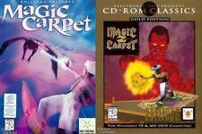MAGIC CARPET 1 & 2 +1Clk Windows 10 8 7 Vista XP Install