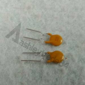 NEW 10PCS 72V 400mA Radial Lead Type PPTC Resettable Fuse PolySwitch X72 XF040