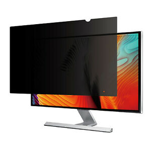 Premium Anti Glare Protector Film for Data Confidentiality. 25 Widescreen 16:9, Gold Computer Privacy Screen Filter for 25 inch Widescreen Display Monitors by AirMat