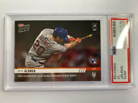 2019 Topps Now /3461 Pete Alonso #870 PSA 10 Rookie