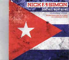 Nick&Simon-Dans Heel Dicht Bij Mij cd single