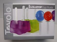 Tovolo Lollipop Set of 4 Pop Molds NEW