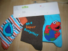 3 Pairs Socks Sesame Street for Boy EU 34-36 H&M