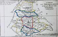 Haute Vienne 1794 Saint Junien Saint Léonard Bellac Oradour Aixe Magnac Limoges