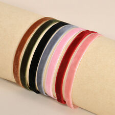 7 Pcs Wholesale Velvet Choker Collar Pendant Necklace Women Jewelry Accessory UK
