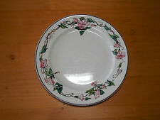 "Villeroy & Boch Luxembourg PALERMO Set of 3 Salad Plates 8 1/4"" Pink"