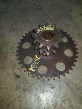 D76529 Chain Drive Sprocket For Case Ih Skid Steer Loader 1845c 1845 1845b 1845s