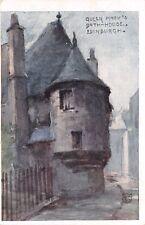 Miss P.C.Jackson  Kirk House Hedon  Hull 1904,  Malvern Link, Edinburgh    RK377