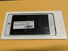 White iPhone 6+ Full Front Digitizer Touch Screen and LCD Assembly Display