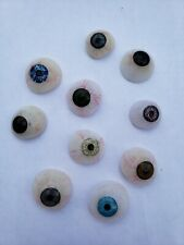 10 Natural Realistic Artificial Eyes Prosthetic Eye All Mix Colors