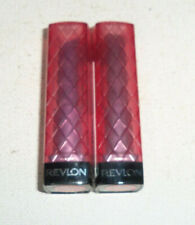 2 tube lot REVLON COLORBURST LIP BUTTER LIPSTICK 050 BERRY SMOOTHIE unsealed