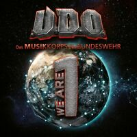 U.D.O-we are one -new cd 17-07-20 pre order/reserva cd digipack limited-ACCEPT