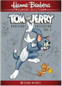Tom and Jerry Spotlight Collection: Volume 2 [New DVD] 2 Pack, Repacka